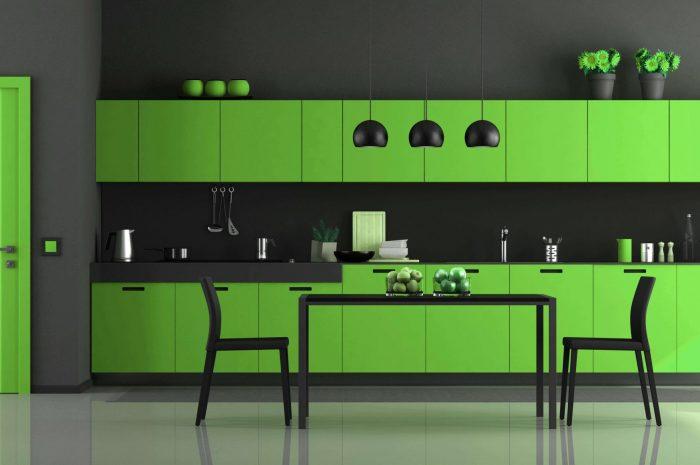 keuken-groen